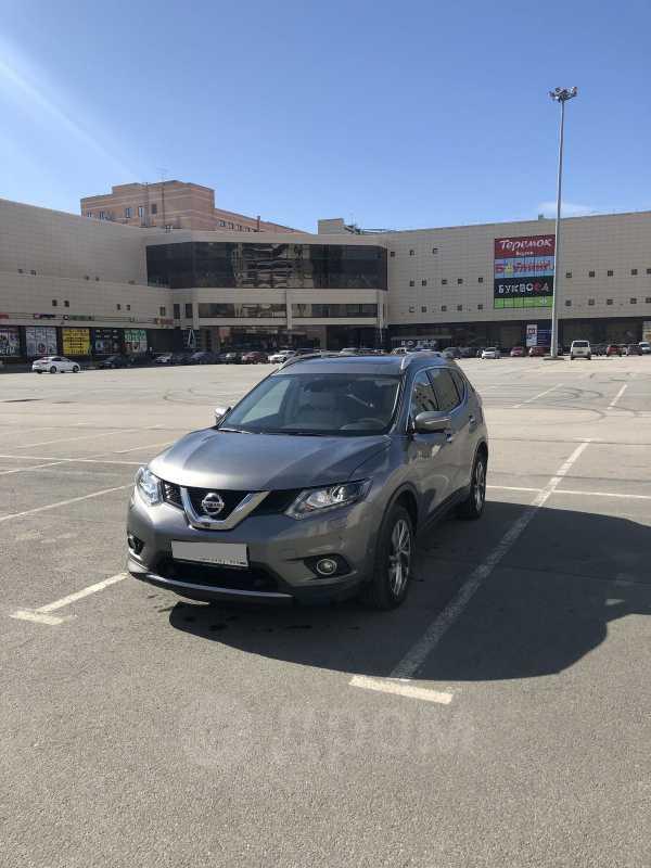 Nissan X-Trail, 2017 год, 1 530 000 руб.