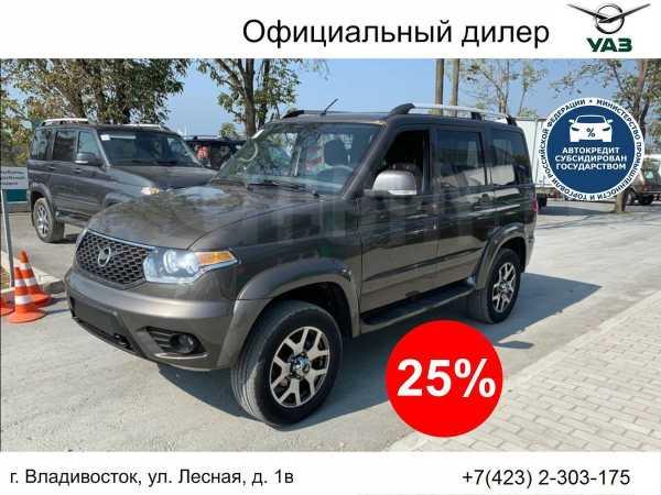 УАЗ Патриот, 2019 год, 1 321 400 руб.