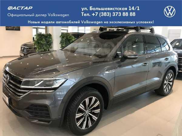 Volkswagen Touareg, 2019 год, 4 558 000 руб.