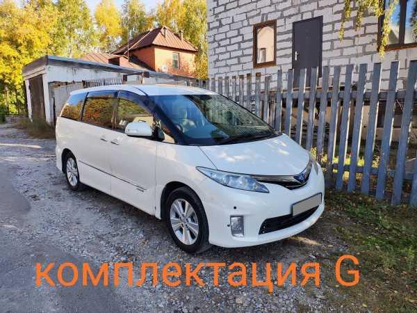 Toyota Estima, 2010 год, 1 060 000 руб.