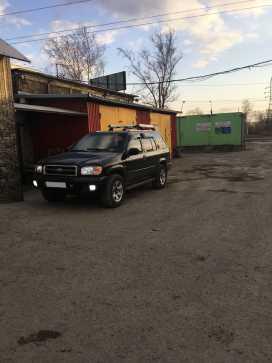 Челябинск Pathfinder 2000