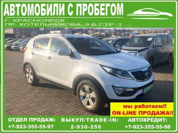 Kia Sportage, 2013 год, 997 000 руб.