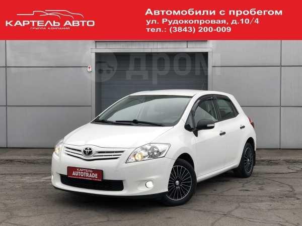 Toyota Auris, 2011 год, 549 000 руб.