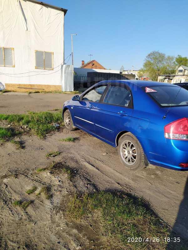 Kia Cerato, 2008 год, 320 000 руб.