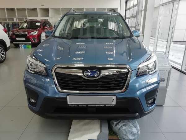 Subaru Forester, 2019 год, 2 309 000 руб.