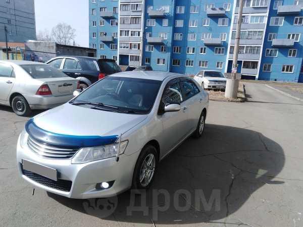 Toyota Allion, 2008 год, 647 000 руб.