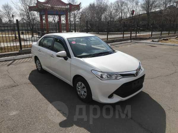 Toyota Corolla Axio, 2015 год, 615 000 руб.