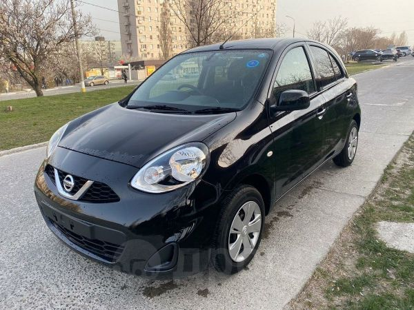 Nissan March, 2015 год, 510 000 руб.