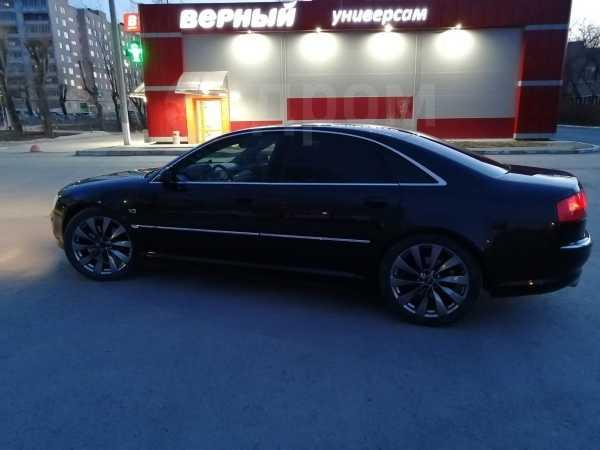 Audi A8, 2002 год, 390 000 руб.