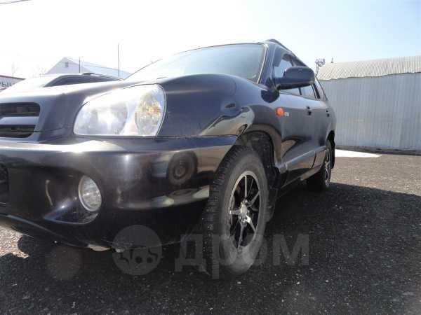 Hyundai Santa Fe Classic, 2008 год, 345 000 руб.