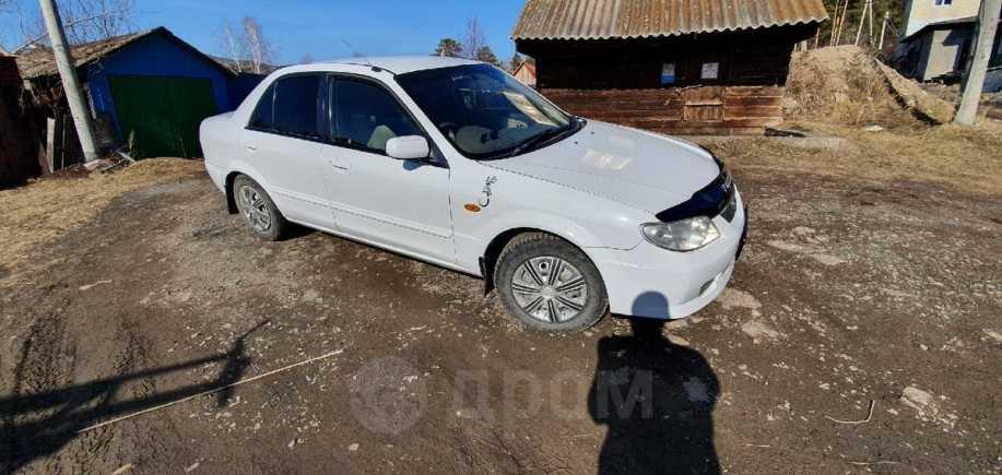 Mazda Familia, 2002 год, 200 000 руб.
