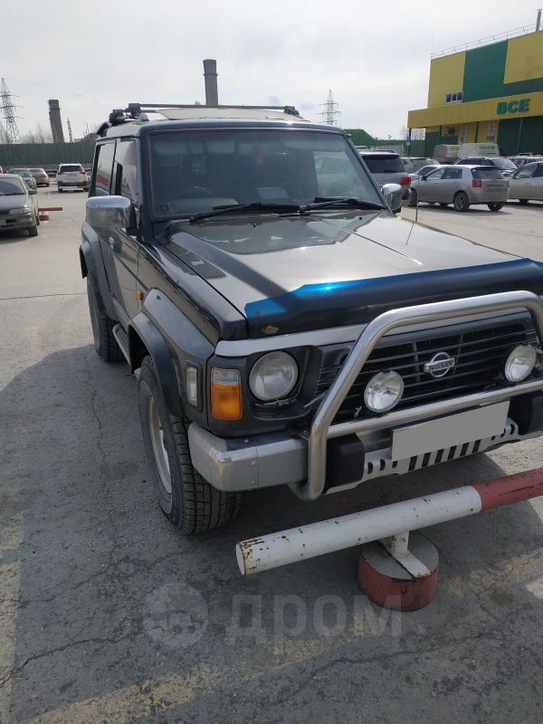 Nissan Safari, 1996 год, 450 000 руб.