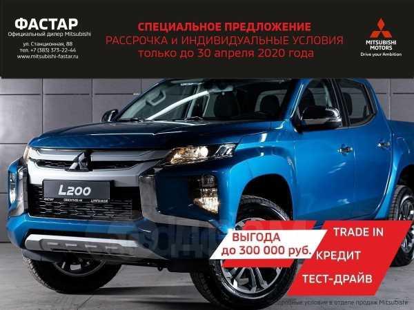 Mitsubishi L200, 2019 год, 2 167 000 руб.