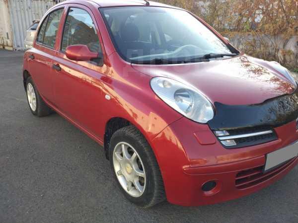 Nissan Micra, 2007 год, 299 000 руб.