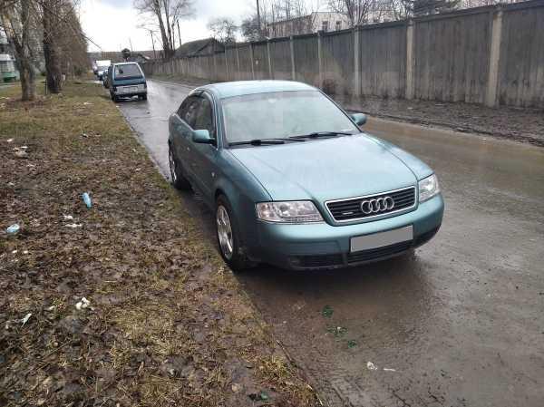 Audi A6, 2001 год, 275 000 руб.