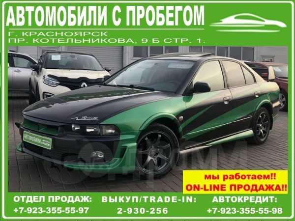 Mitsubishi Galant, 2002 год, 395 000 руб.