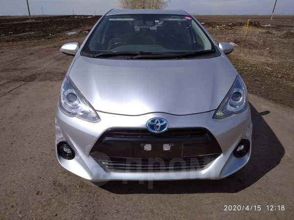 Toyota Aqua, 2016 год, 649 000 руб.