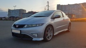 Ставрополь Civic Type R 2007