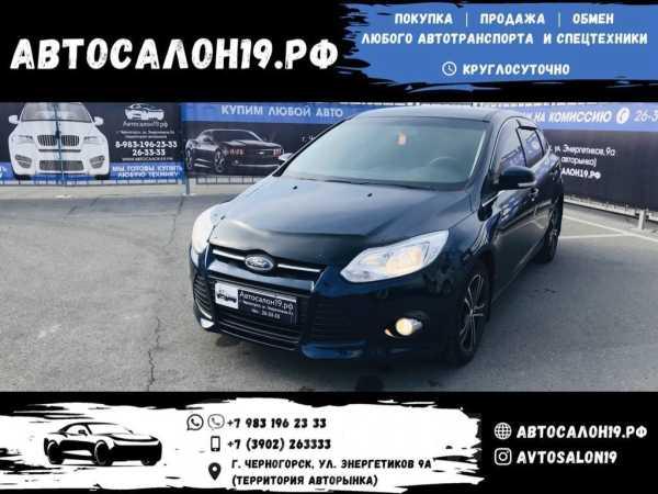 Ford Focus, 2012 год, 454 000 руб.