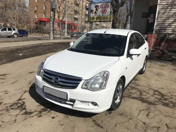 Nissan Almera, 2014 год, 395 000 руб.