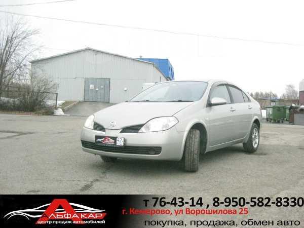 Nissan Primera, 2004 год, 259 000 руб.