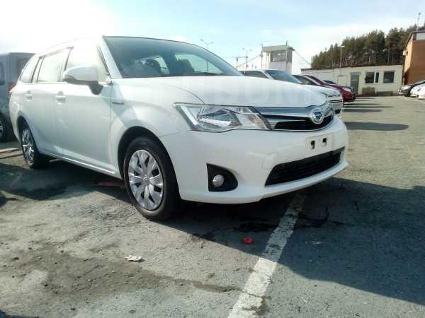Toyota Corolla Fielder, 2014 год, 777 999 руб.