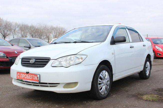 BYD F3, 2012 год, 205 000 руб.