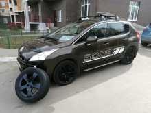 Москва Peugeot 3008 2012