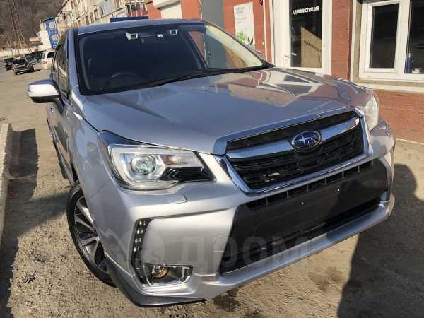 Subaru Forester, 2016 год, 1 470 000 руб.