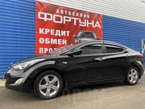 Hyundai Elantra, 2012 год, 575 000 руб.