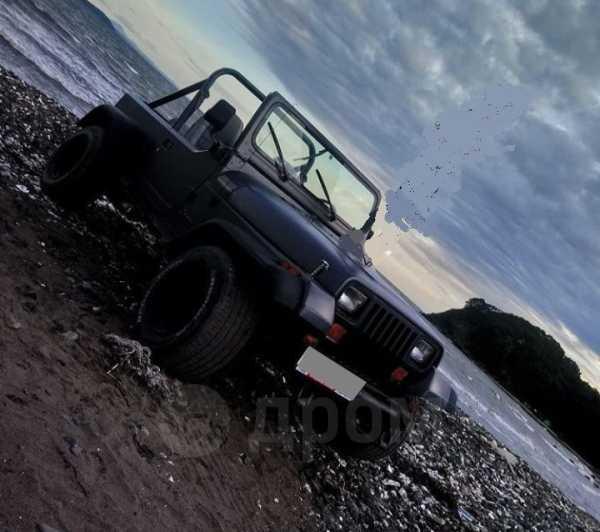 Jeep Wrangler, 1990 год, 335 000 руб.