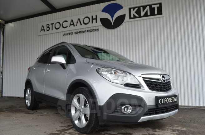 Opel Mokka, 2013 год, 709 000 руб.