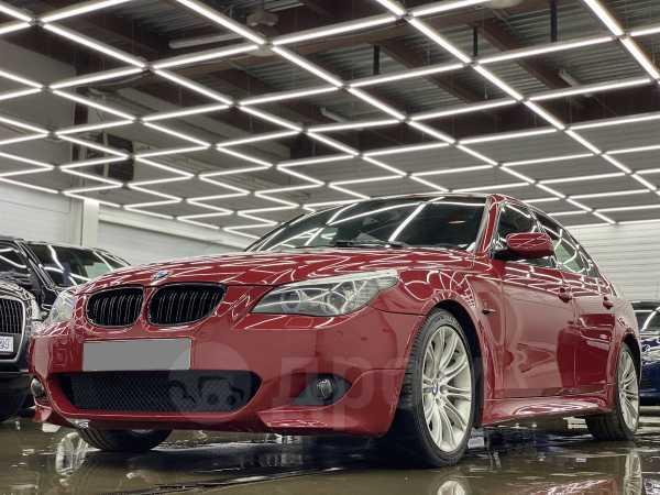 BMW 5-Series, 2008 год, 749 999 руб.
