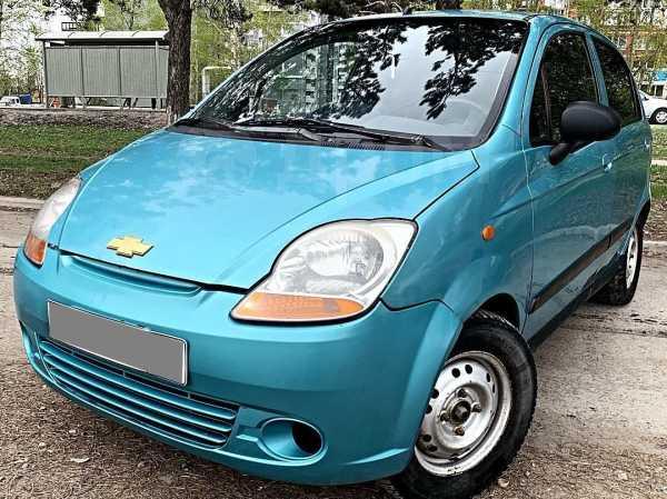 Chevrolet Spark, 2005 год, 95 000 руб.