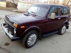 Омск 4x4 2121 Нива 2008