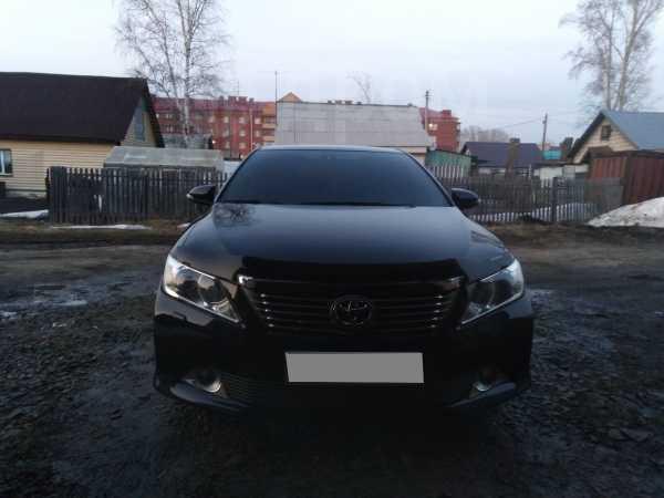 Toyota Camry, 2012 год, 1 380 000 руб.