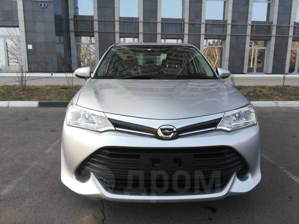 Toyota Corolla Axio, 2015 год, 610 000 руб.