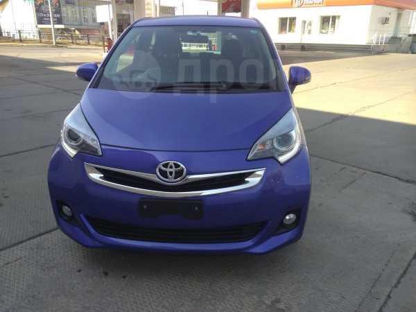 Toyota Ractis, 2015 год, 710 000 руб.