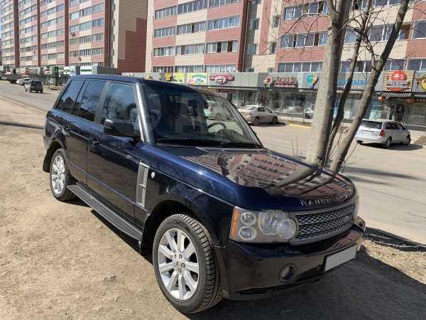 Land Rover Range Rover, 2006 год, 635 000 руб.