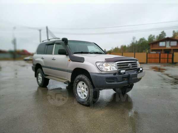 Toyota Land Cruiser, 2004 год, 1 600 000 руб.