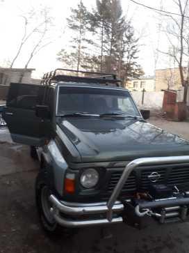 Свободный Patrol 1992