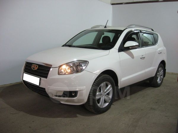 Geely Emgrand X7, 2014 год, 485 000 руб.