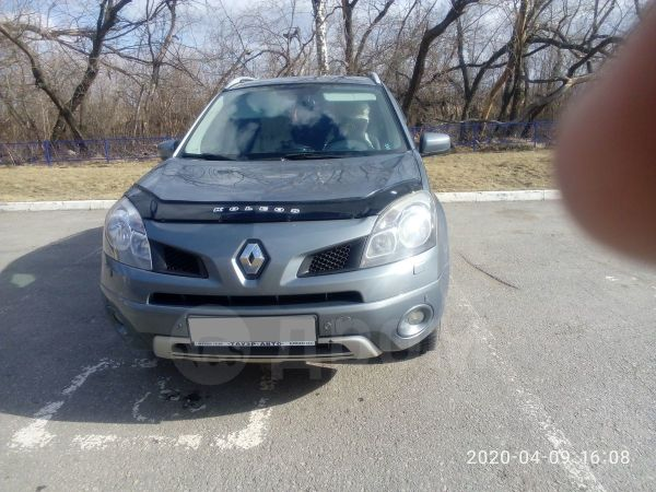 Renault Koleos, 2008 год, 539 000 руб.
