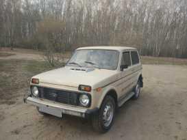 Новосибирск 4x4 2121 Нива 1984