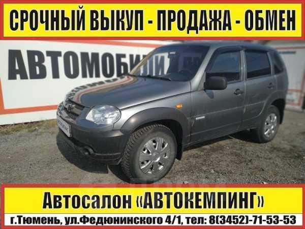 Chevrolet Niva, 2011 год, 239 000 руб.