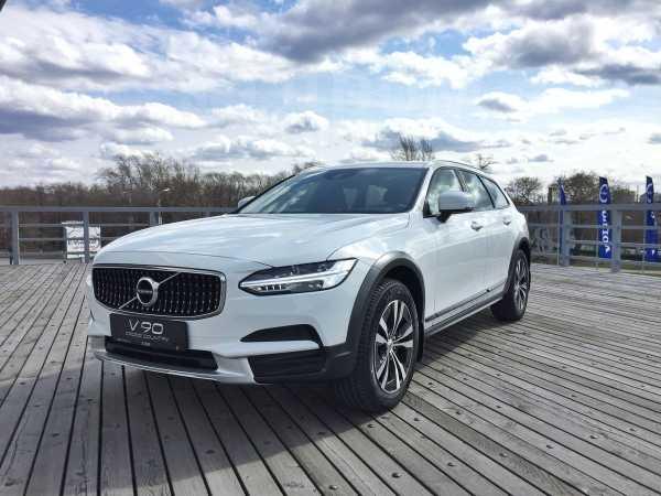 Volvo V90, 2019 год, 3 994 800 руб.