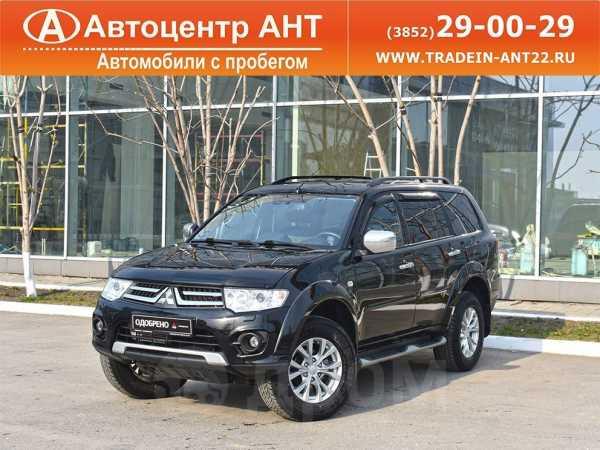 Mitsubishi Pajero Sport, 2014 год, 1 333 000 руб.