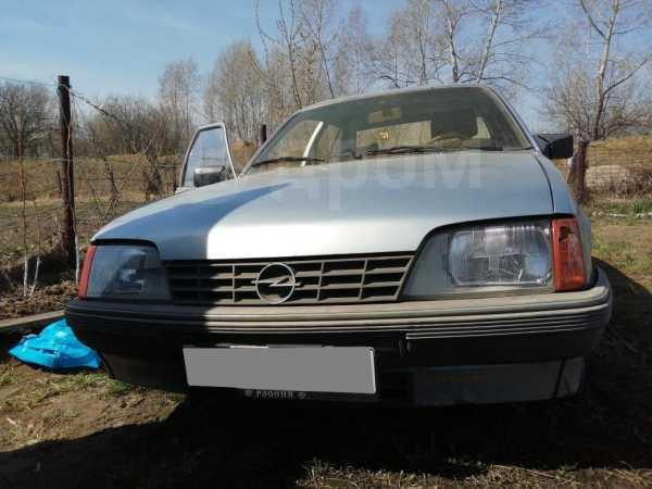Opel Rekord, 1985 год, 60 000 руб.
