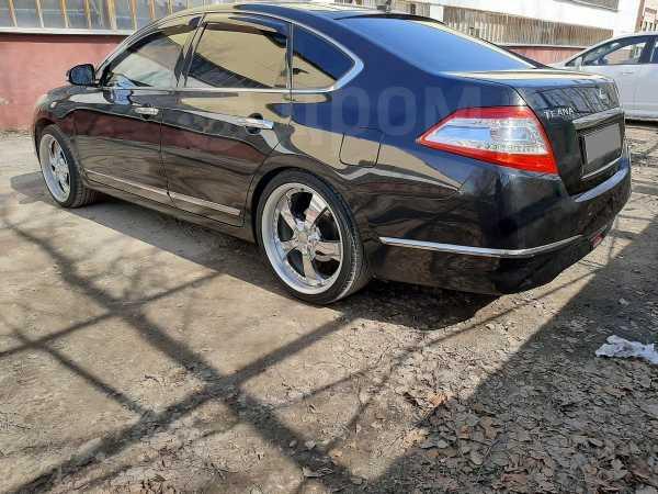 Nissan Teana, 2011 год, 800 000 руб.