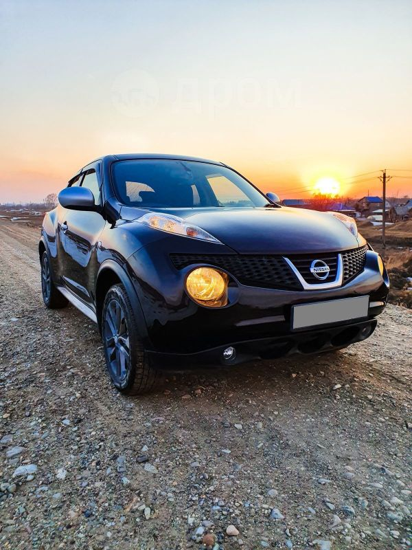 Nissan Juke, 2013 год, 665 000 руб.